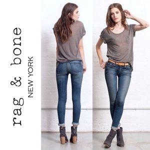 Rag & Bone Preston skinny jeans sz 28